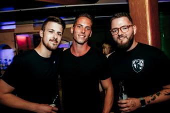 Jägermeister Club Nacht @ Nachtgalerie Partyfotos