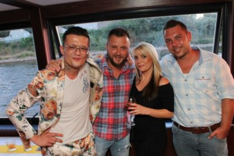 Schlager Boat @ First Club Magdeburg Fotos