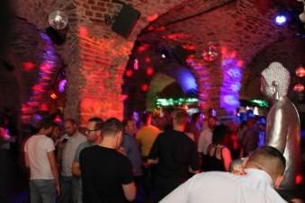 Ü25 Tanznacht @ First Club Magdeburg Fotos