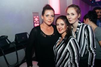 Black & White Samstag Partyfotos