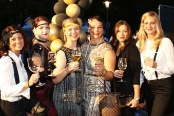 Gala Kaarst 20er Jahre Motto Party Fotos
