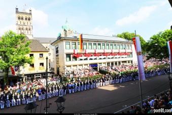 Schützenfest Parade RFH...Markt 2018 Fotos