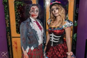 Zombie-Rave @ Ellen Noir Fotos