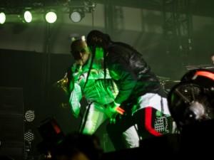 Impressionen@Prodigy Konzert am 4. Dezember Fotos