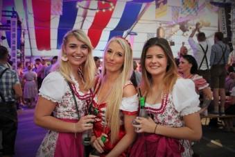Party Rückblick! Das Dortmunder Oktoberfest Fotos