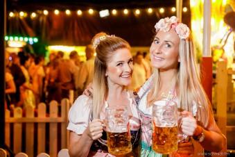 Pichmännel Almgaudi - Oktoberfest Partyfotos