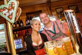 Pichmännel Saxonia Wiesn - Oktoberfest Partyfotos