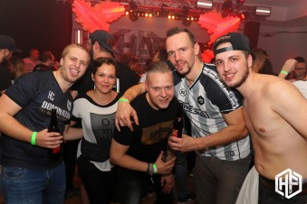 WE LIVE FOR HARDSTYLE @ Tusculum Dresden Fotos